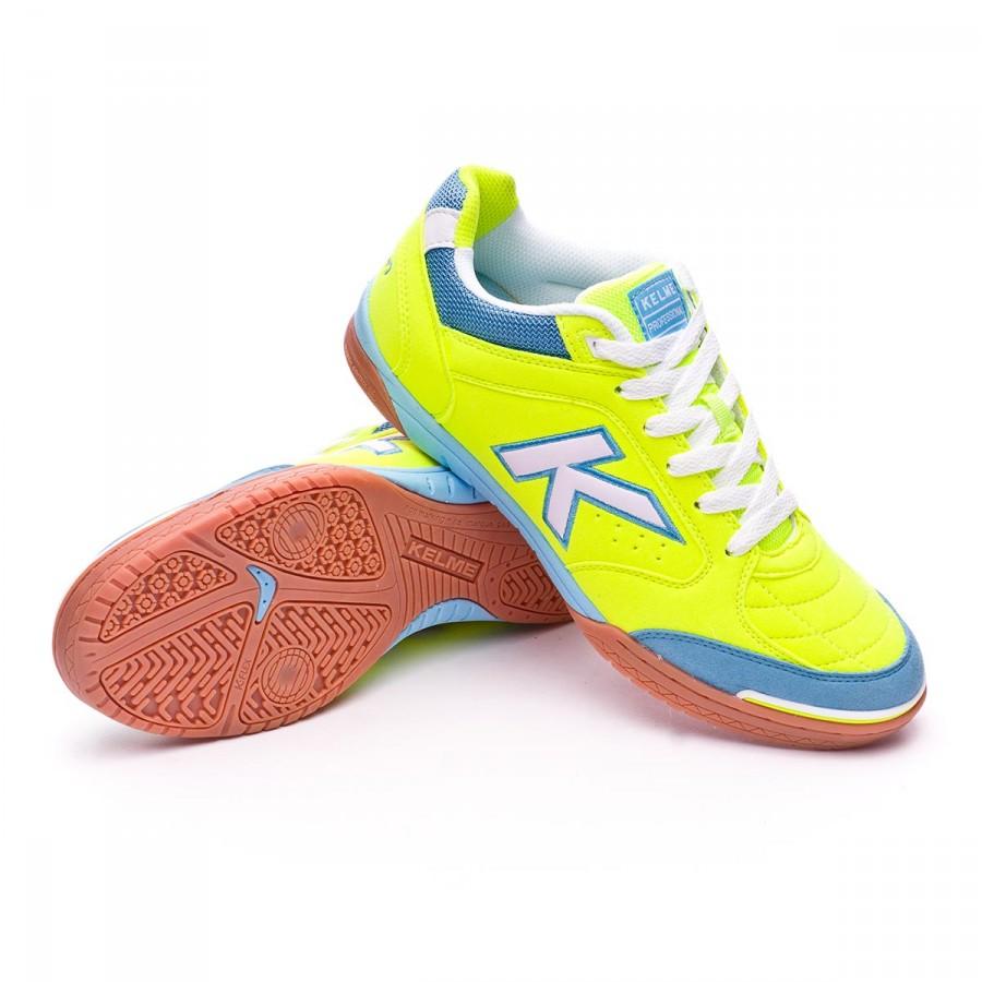 Futsal Boot Kelme Precision Lime