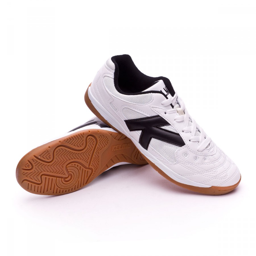 08c113689cf Futsal Boot Kelme Kids Indoor Copa White - Tienda de fútbol Fútbol ...