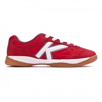 Futsal Boot  Kelme Kids Indoor Copa  Red