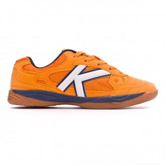Futsal Boot  Kelme Kids Indoor Copa  Orange