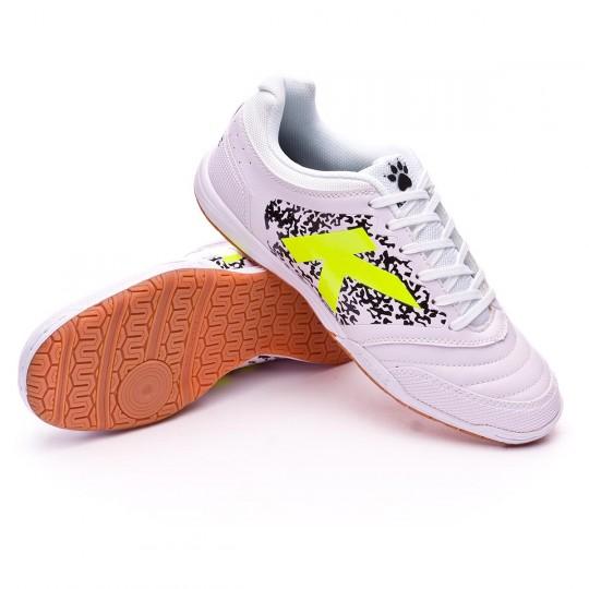Sapatilha de Futsal  Kelme Subito 3.0 Branco