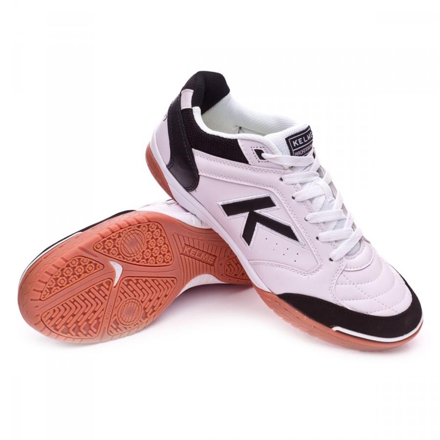 6d67b6801 Futsal Boot Kelme Precision Synthetic White - Football store Fútbol ...