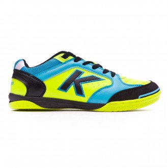 Futsal Boot  Kelme Precision Synthetic Lime