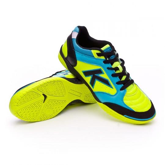 Sapatilha de Futsal  Kelme Precision Synthetic Limão
