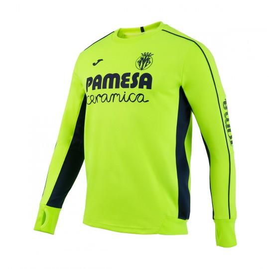 Sweatshirt  Joma Villarreal CF Principal 2016-2017 Amarelo