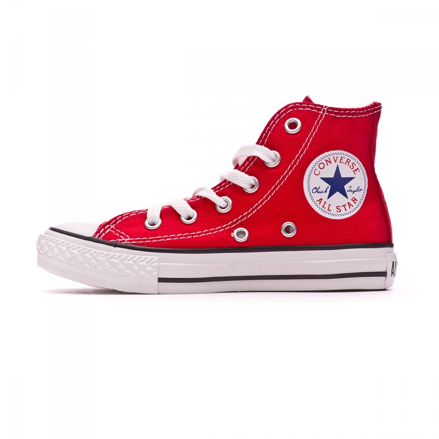 f34e260d355e Trainers Converse Jr Chuck Taylor All Star Varsity Red - Football store  Fútbol Emotion