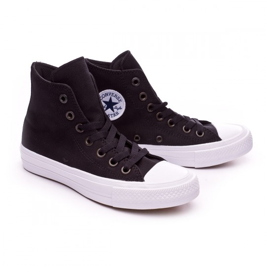 Sapatilha  Converse Chuck Taylor All Star II High Black-White-Navy