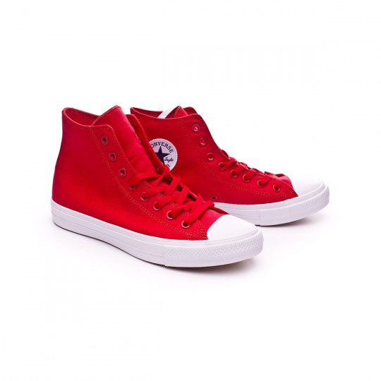 Sapatilha  Converse Chuck Taylor All Star II Salsa Red-White-Navy