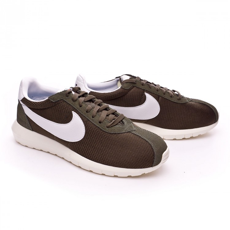 sports shoes 4fa7b 2f88e zapatilla-nike-roshe-ld-1000-cargo-khaki-white-