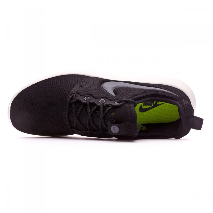 finest selection 32977 4ba36 Trainers Nike Roshe Two Black-Anthracite-Sail - Football store Fútbol  Emotion
