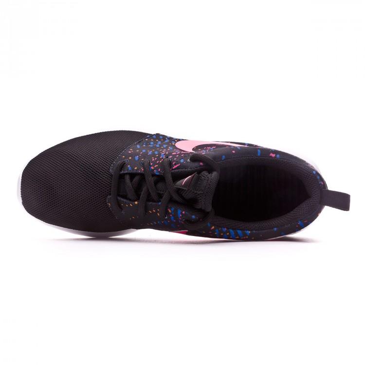 b4fdcd330318 Trainers Nike Roshe One Print Women Black-Digital pink - Tienda de ...