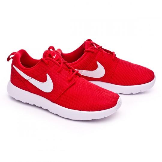 Zapatilla  Nike jr Roshe One (PS) Pre-School University red-White