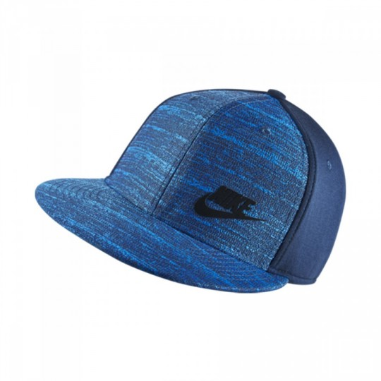 Gorra  Nike Tech Pack True red Coastal blue-Black