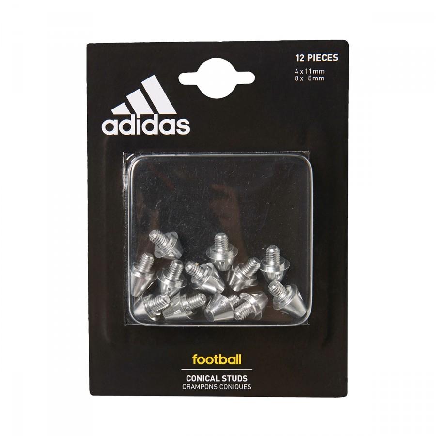 Alérgico níquel semilla  Tacos adidas Cónicos Aluminio - Tienda de fútbol Fútbol Emotion
