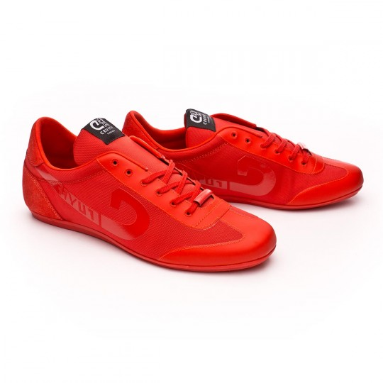 Zapatilla  Cruyff Vanenburg X-Lite Flash red