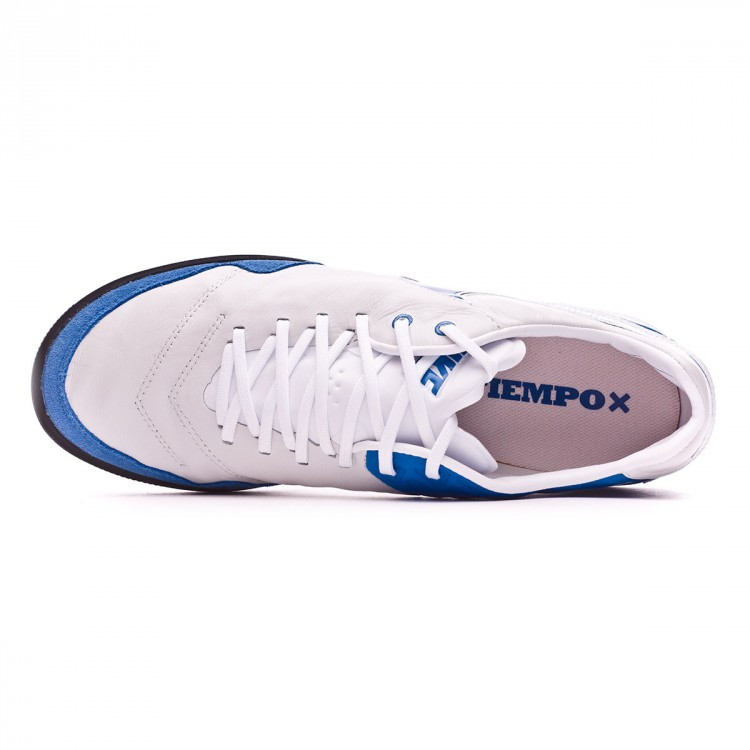 Zapatilla TiempoX Proximo IC Summit white Varsity blue White Black