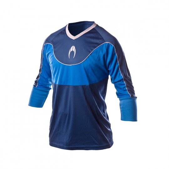 Camiseta  HO Soccer Jersey Impulse 3/4 Navy-Blue-Grey
