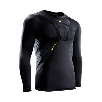 Maglia  Storelli Bodyshield Long Sleeve Field Black