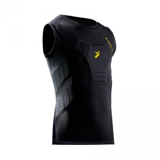 Camiseta  Storelli Bodyshield Sleeveless Field Player Undershirt Black