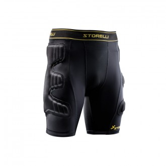 Sottopantaloni  Storelli Bodyshield Gk Sliders Black