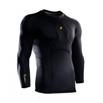 Camisola  Storelli Bodyshield Gk 3/4 Undershirt Black