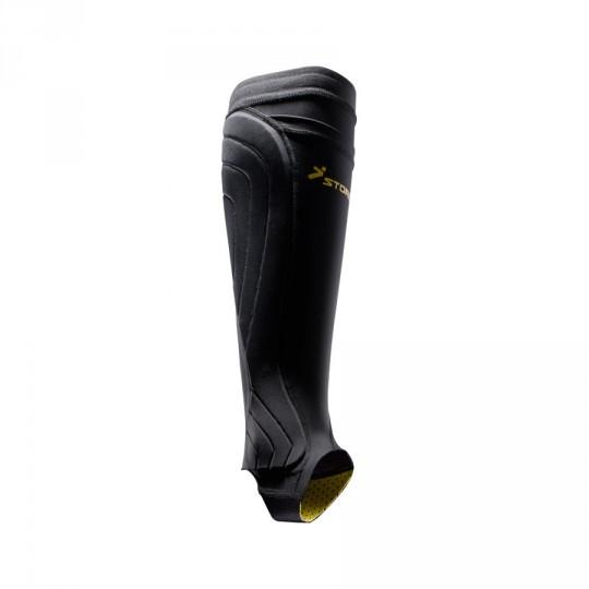 Caneleira  Storelli Bodyshield Legguard 2.0 Black