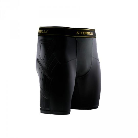Leggings  Storelli Bodyshield Sliders Black