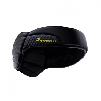 Storelli Casco Protettivo Exoshield Head Guard Black