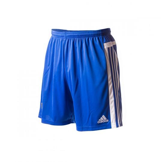 Pantalón corto  adidas Real Zaragoza Primera Equipación 2016-2017 Niño White-Bold blue