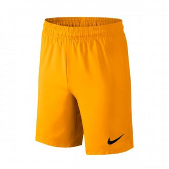 Pantaloncini  Nike Laser Woven III Junior University gold-Black