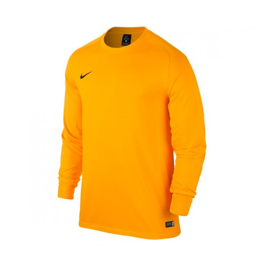 Camisola  Nike jr Park Goalie II University gold