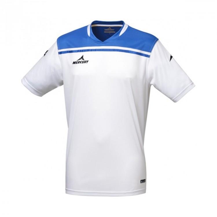 pretty nice 2484e 24c73 Camiseta Liverpool Blanco-Azul
