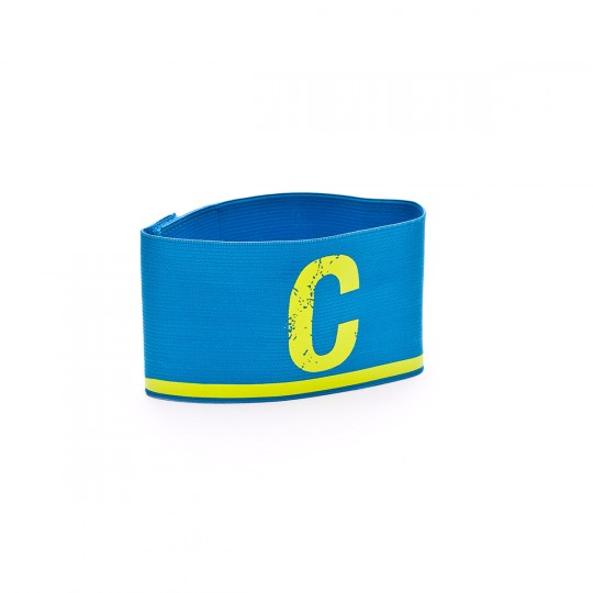 Braçadeira Capitão  Uhlsport de Capitán Azul