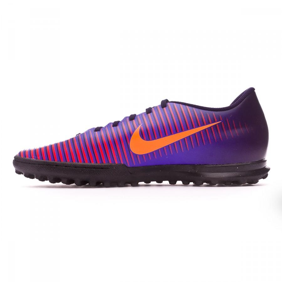 online store 5a816 82eb4 Football Boot Nike MercurialX Vortex III Turf Purple dynasty-Bright ...