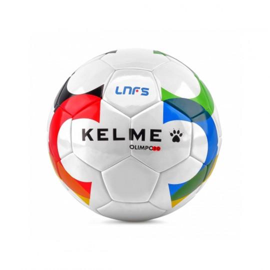 Balón  Kelme Olimpo20 Réplica LNFS 2016-2017 Blanco