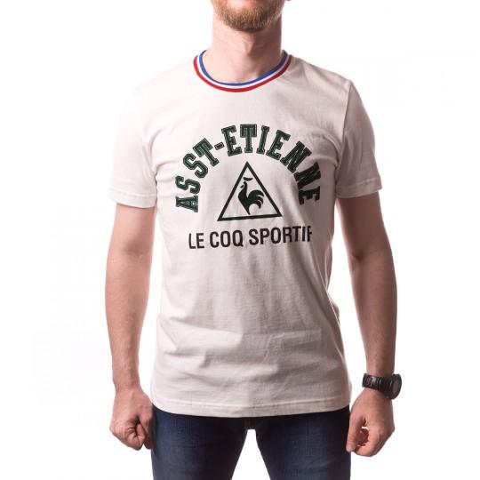 Camisola  Le coq sportif ASSE Marshmallow