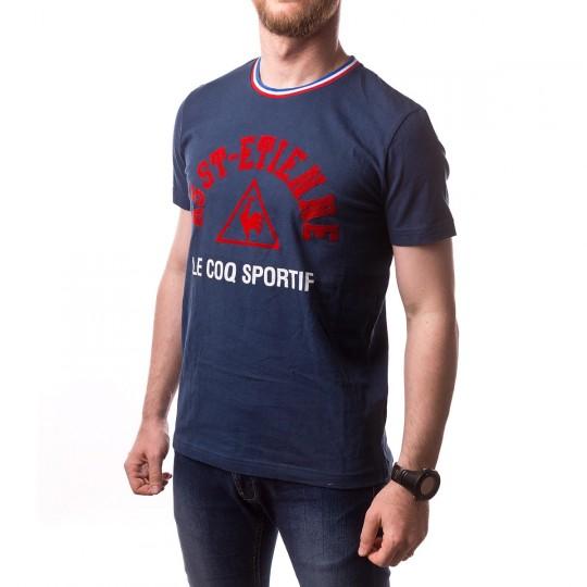 Camisola  Le coq sportif ASSE Dress blues