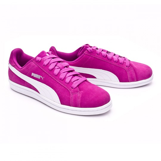 Zapatilla  Puma Smash Fun SD Niño Hollyhock-Puma white