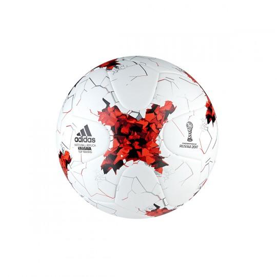 Balón  adidas Confed Top Replique White-Red
