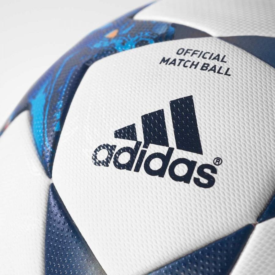 3eaddb2d71fef Ball adidas Finale Cardiff 2017 OMB White-Blue - Tienda de fútbol Fútbol  Emotion