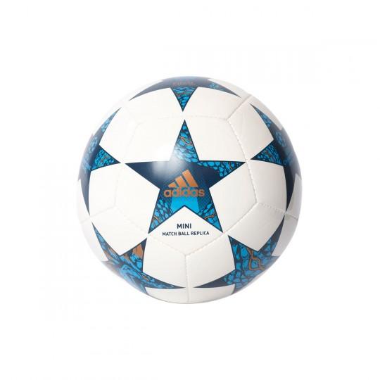 Bola de Futebol  adidas Mini Finale CDF White-Blue
