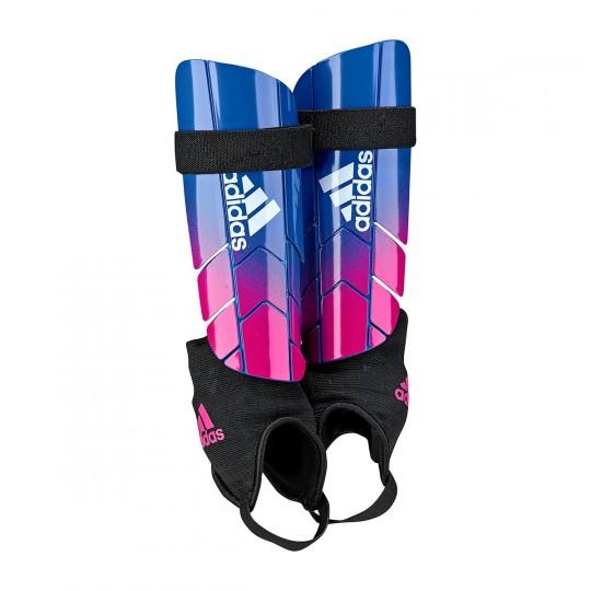 Protège tibia  adidas Ghost Reflex Blue-Pink