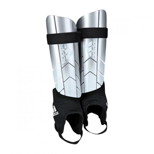Espinillera  adidas Ghost Reflex Black-Grey