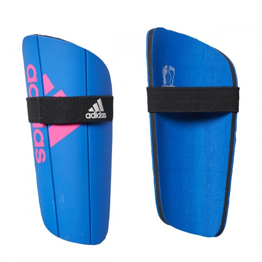 Espinillera  adidas Ghost Euro Lest Blue-Pink