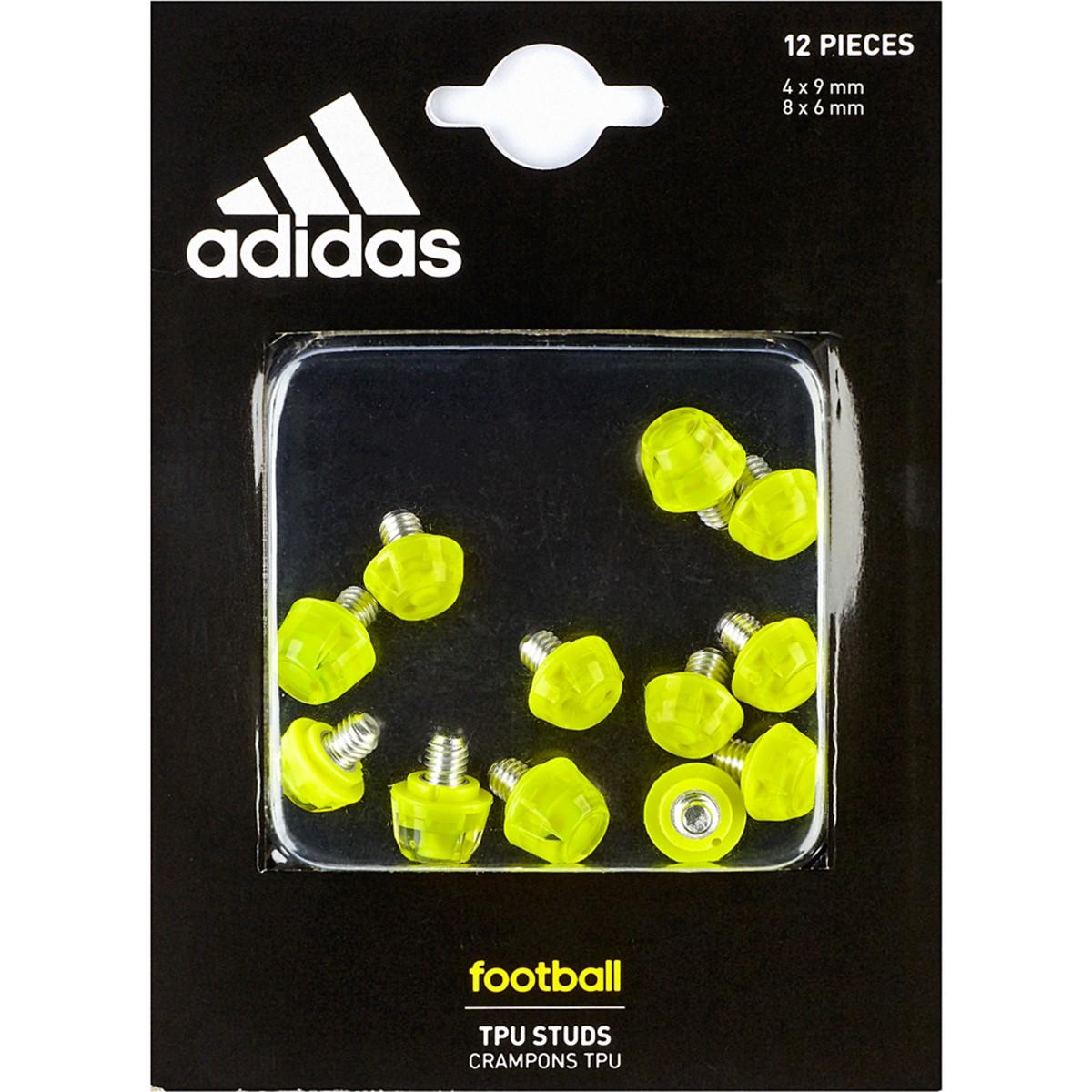 aa178abc4 Studs adidas TPU Yellow - Football store Fútbol Emotion