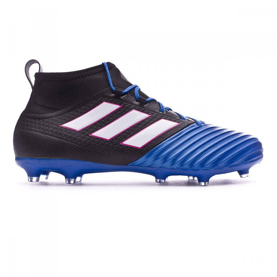 sports shoes f80ca 62364 Boot adidas Ace 17.2 Primemesh FG Core black-White-Blue - Soloporteros es  ahora Fútbol Emotion