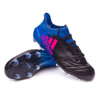 X 16.1 FG Piel Core black-Shock pink-Blue