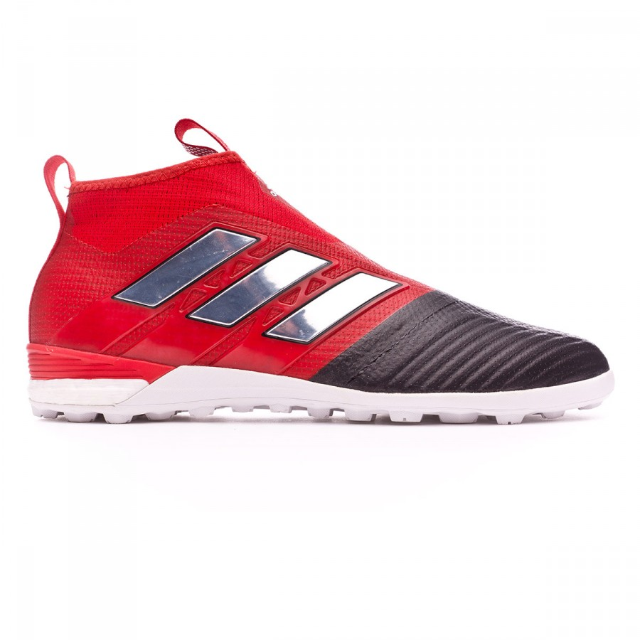 e3ca29ba8815 Football Boot adidas Ace Tango 17+ Purecontrol Turf Core black-Red-White -  Tienda de fútbol Fútbol Emotion