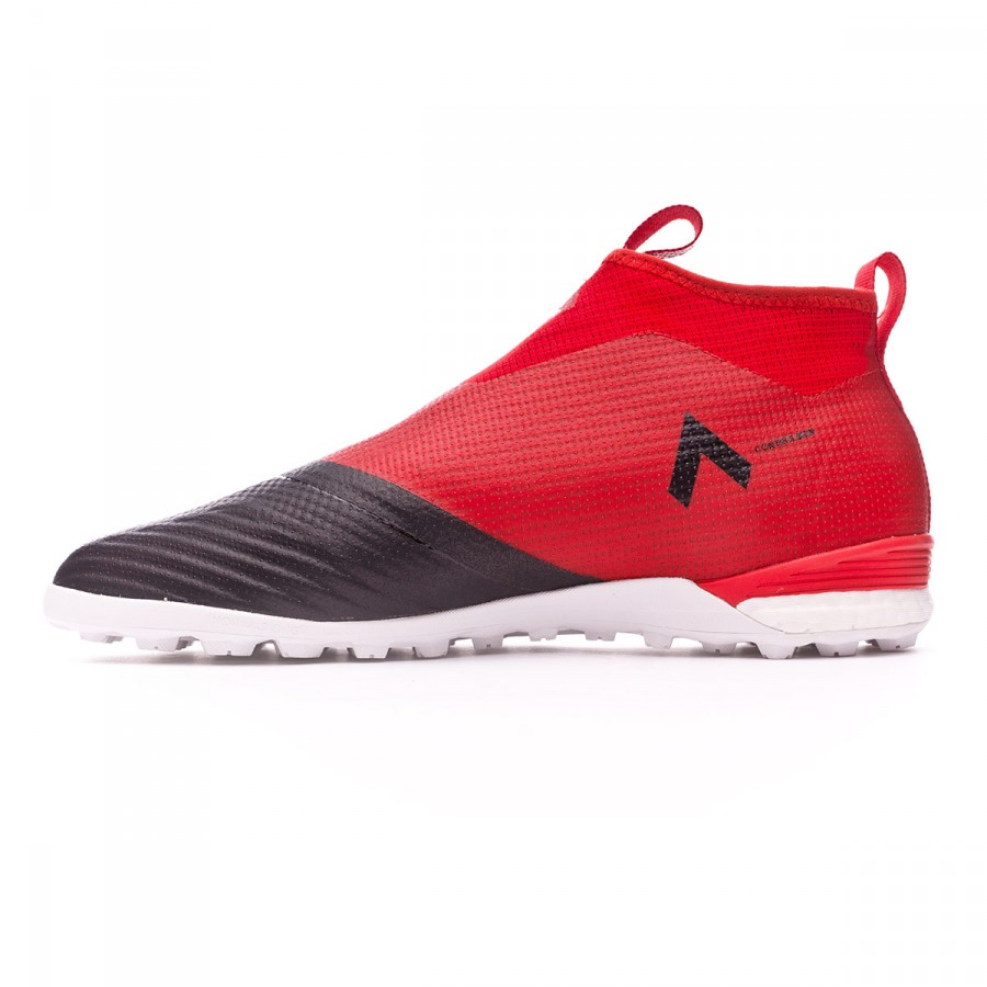 best website 721d2 78095 Football Boot adidas Ace Tango 17+ Purecontrol Turf Core black-Red-White - Football  store Fútbol Emotion