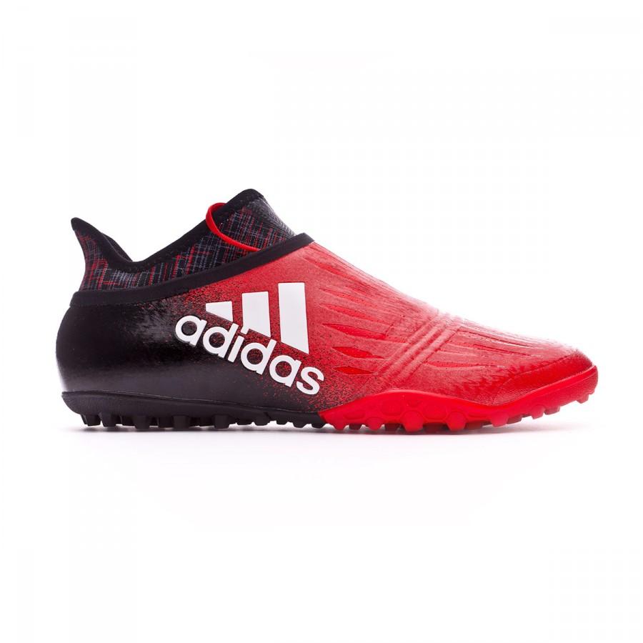 Tenis adidas X Tango 16+ Purechaos Turf Red-Core black-White ... 8ab05412fbdc3